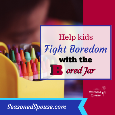 The Bored Jar Gets Kids to Stop Whining!