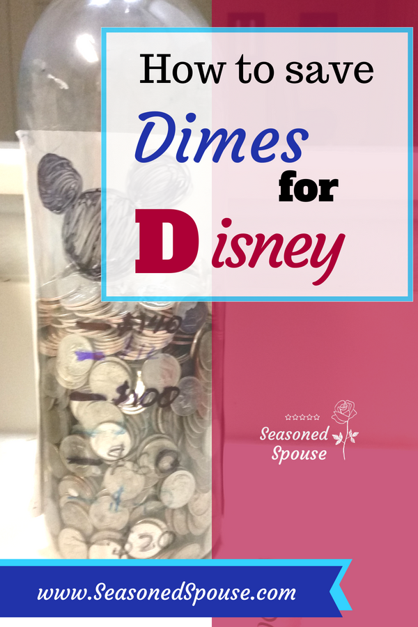These tips will help children save enough dimes for Disney to get the most out of their allowance!