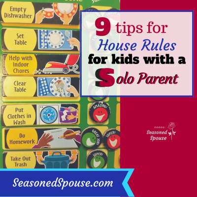 How to Establish House Rules (and get kids to follow them!)