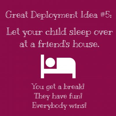 Sleepovers… Idea #5
