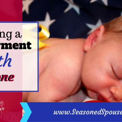 Surviving a deployment birth alone
