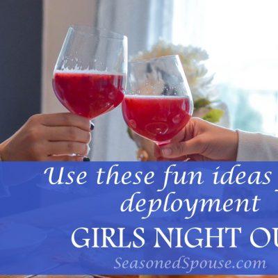 Plan Girls Night Out