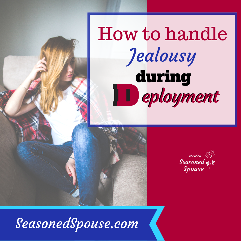 Jealousy in a long distance relationship