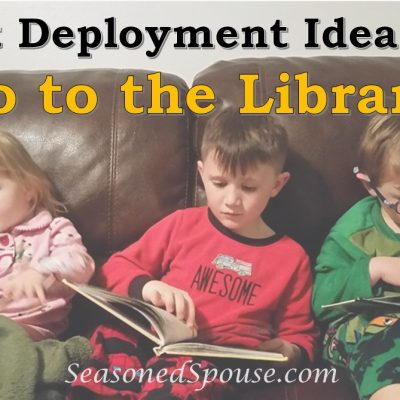10 Things to do at the Library, besides checking out books