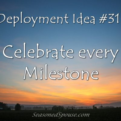 Celebrate every deployment milestone: Idea #31
