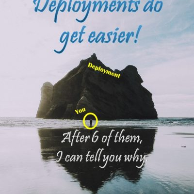 I'm a featured deployment writer!