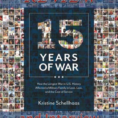 15 Years of War Book Review (and interview with the author!)