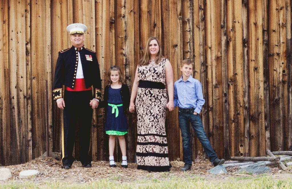 The book 15 Years of War is written by a Marine Corps spouse, and describes war from her own and her husband's perspective.