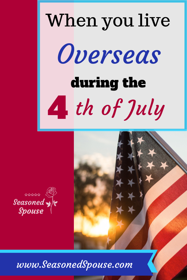 4th of July overseas