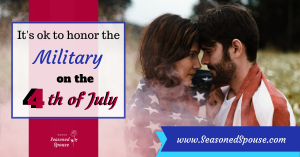 Celebrate the military on the 4th of July