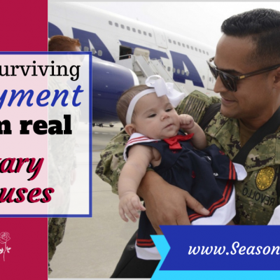 Deployment Tips from Real Military Spouses