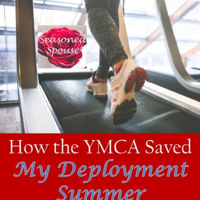 The YMCA saved my Deployment Summer