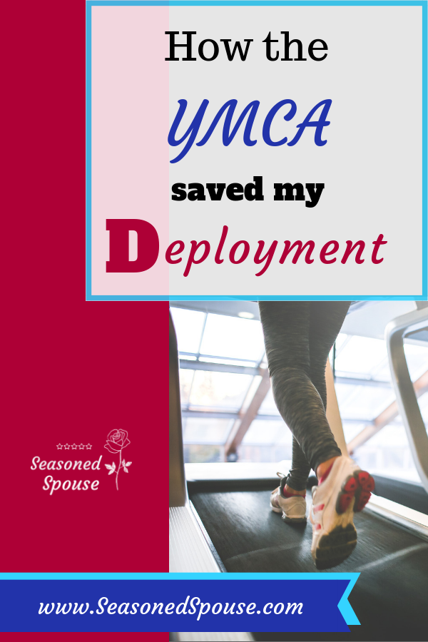 Free childcare and military discounts at the YMCA