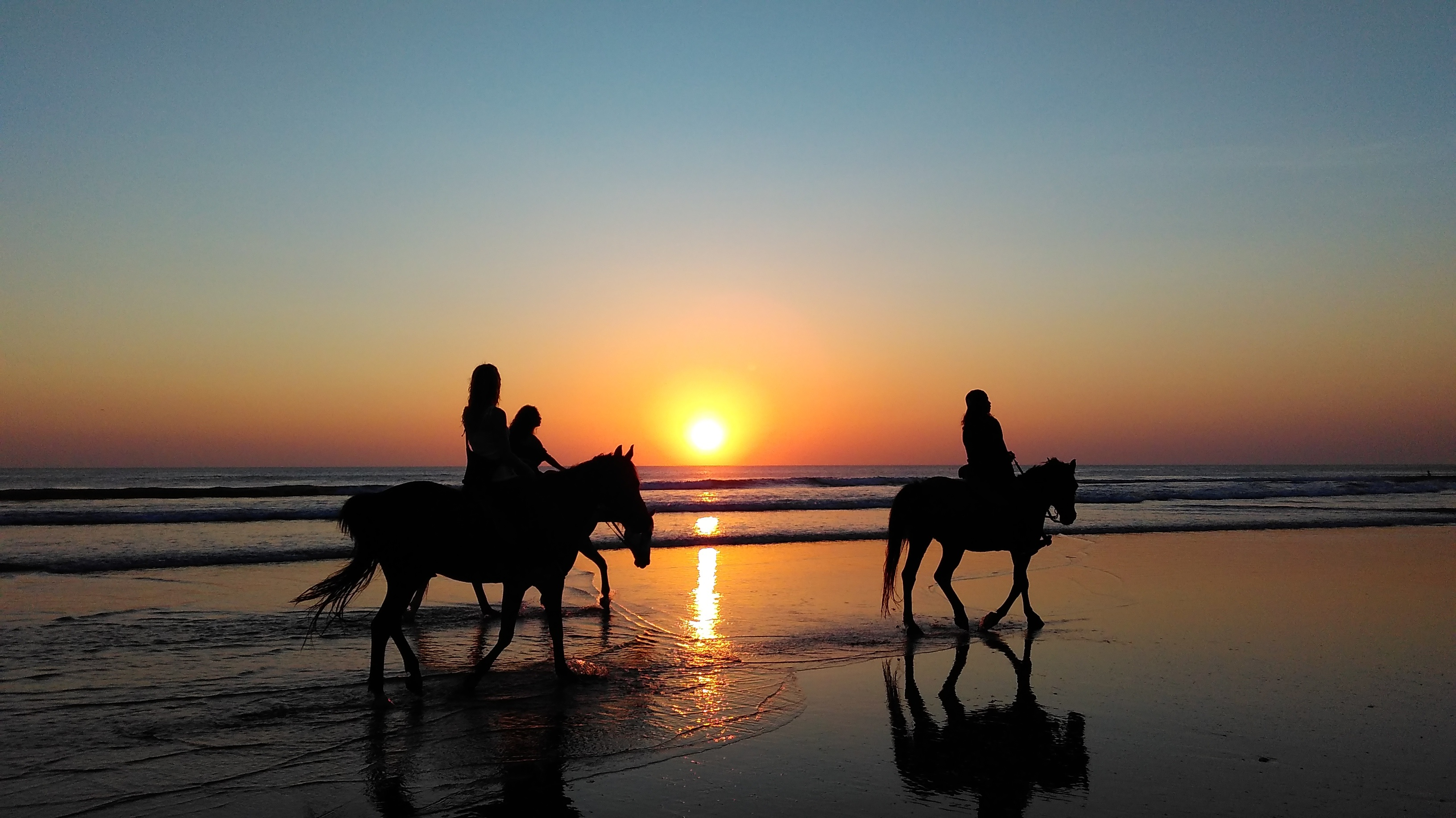 Ride off into the sunset on your next Ladies Night Out!