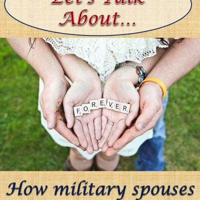 How military spouses handle sacrifice