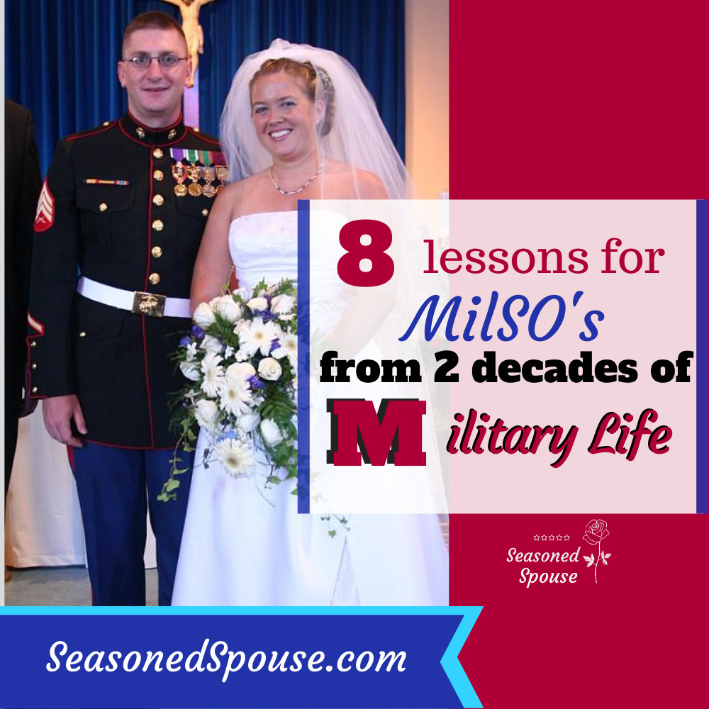 lessons from milspouse marriage