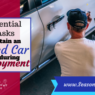 10 Essential ways to maintain parked cars (during deployment)