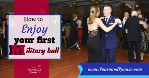 Here's what to do and what to wear for a military ball