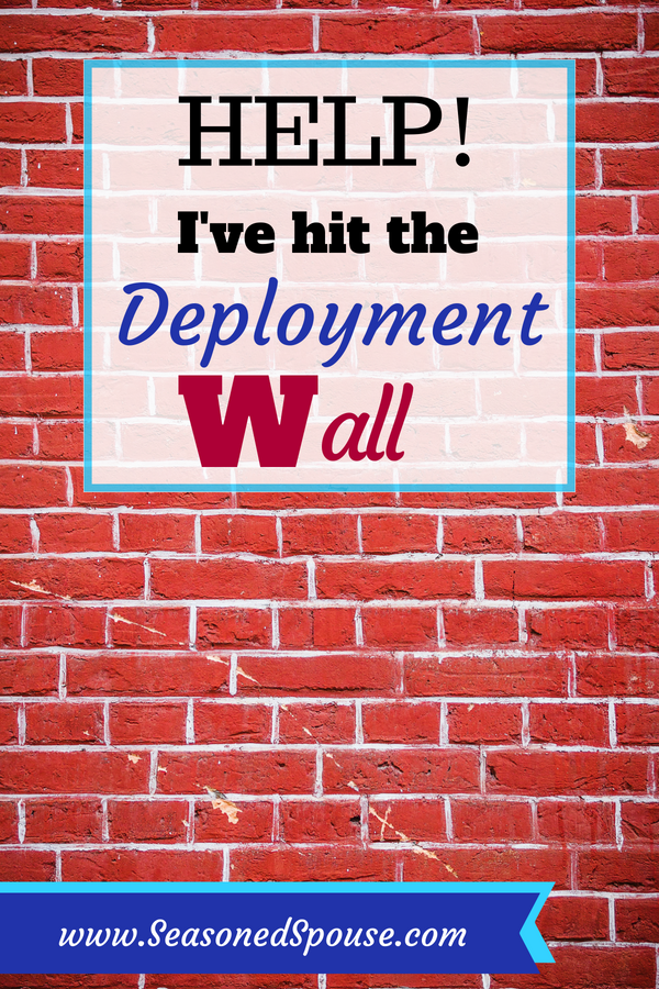 Milso or milspouse, here are 5 things to do when you hit the deployment wall and just don't feel like continuing. #ThisisDeployment