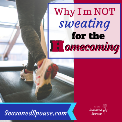 Exercise during Deployment? Why I'm not Sweating for the Homecoming