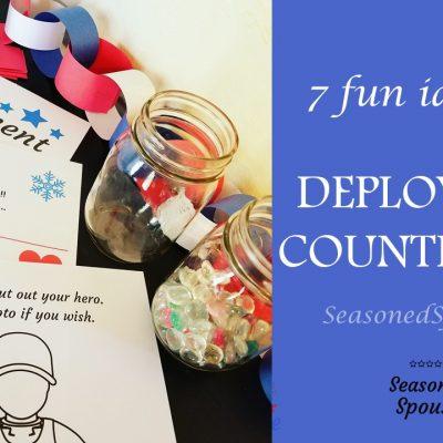 Deployment Countdown displays
