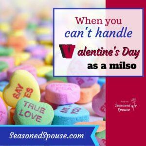 3 reasons milsos dislike valentine's day