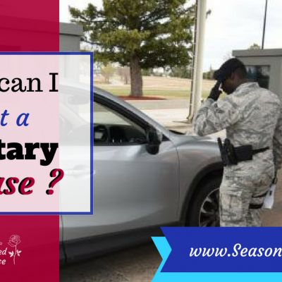 Can I visit a military base?