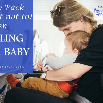 Traveling Solo with Babies and Children