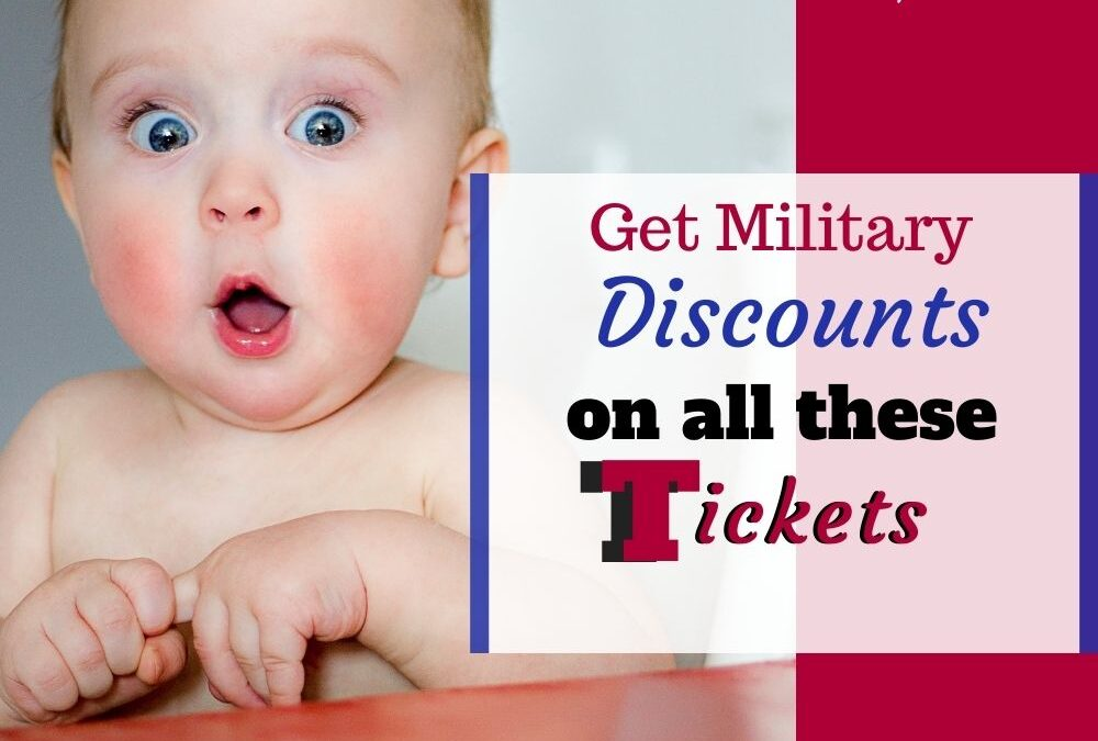 How to Get Military Discount Tickets