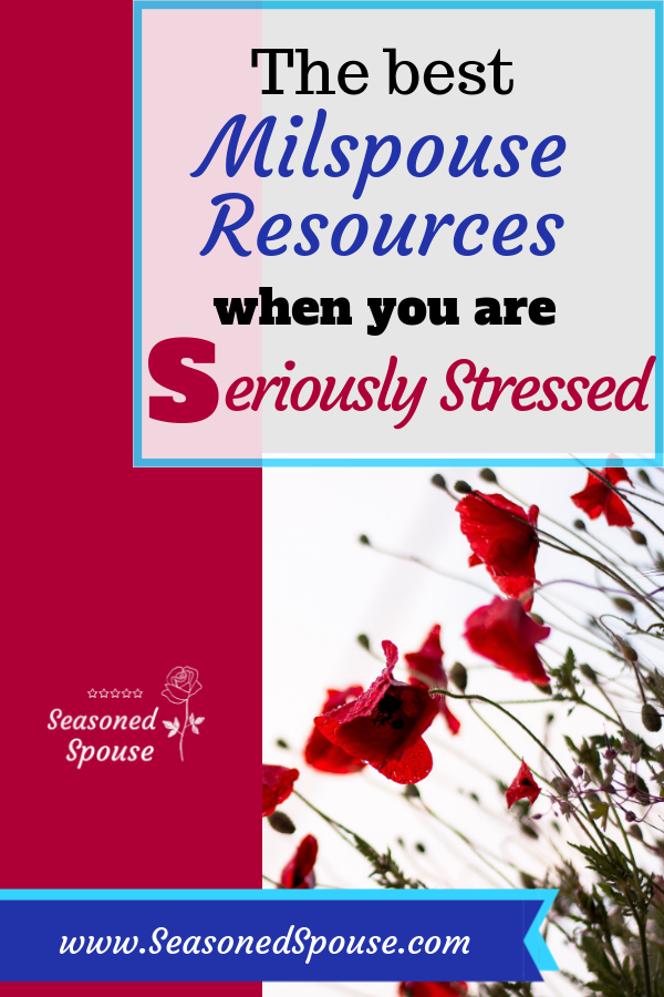 Milspouse Resources for crisis