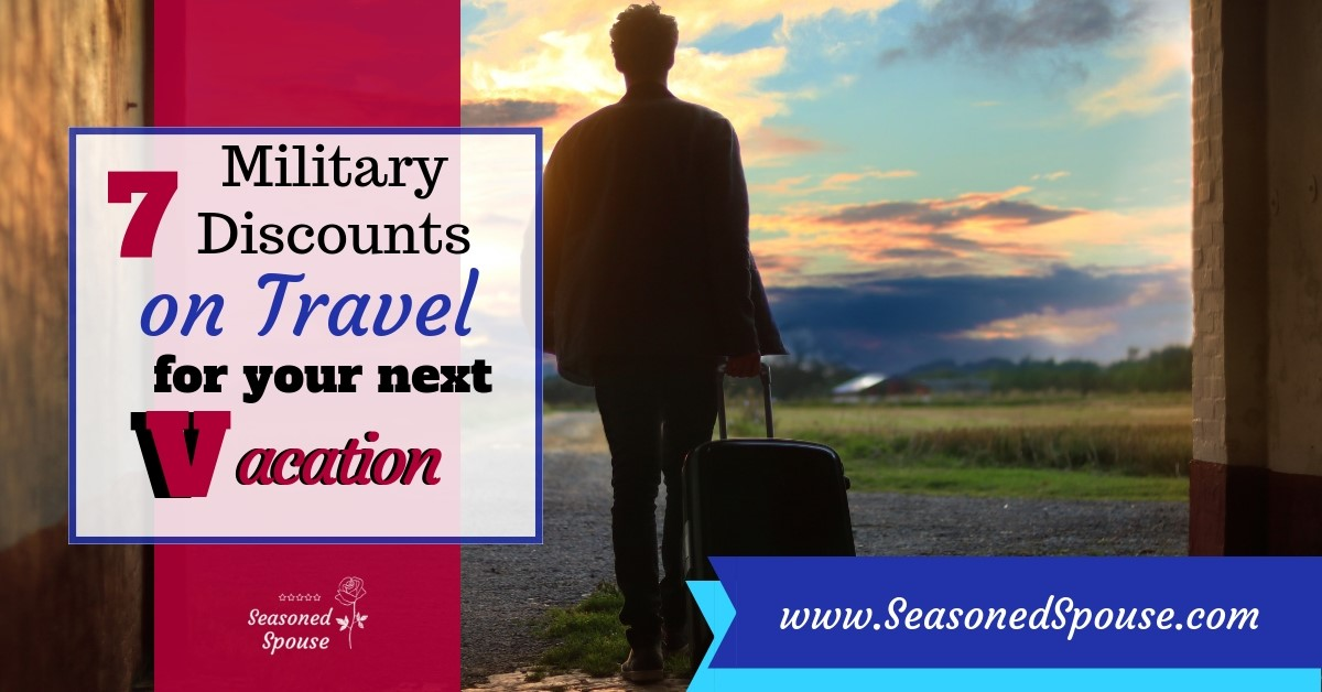 Military Discounts on Travel for your next Vacation