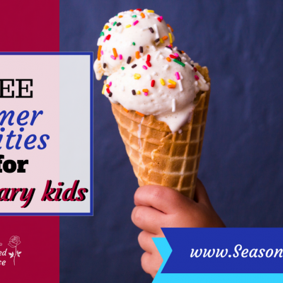 9 Free Summer Activities for Military Kids