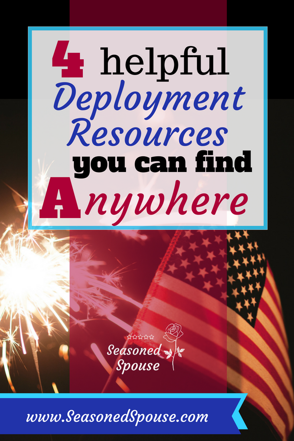 Use these resources to find deployment support off base, no matter where you live.