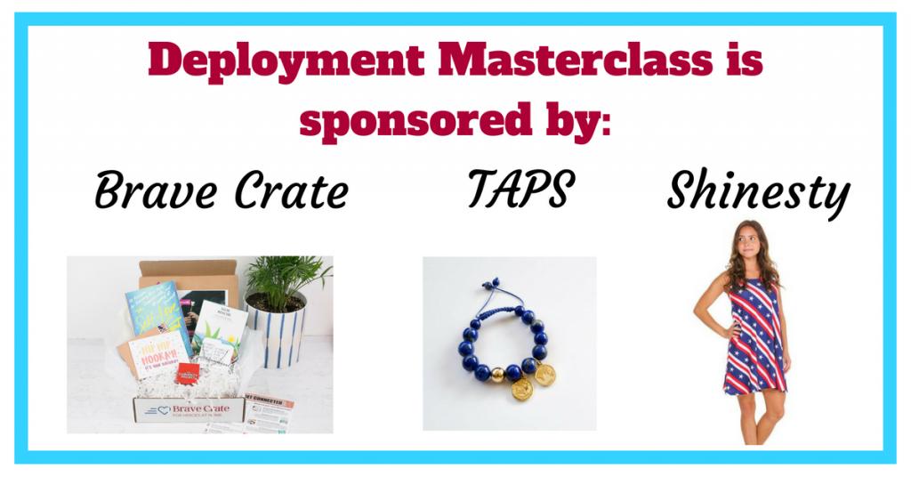 Deployment Masterclass sponsors