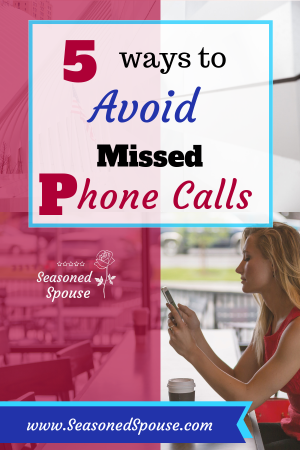 Avoid missed phone calls during deployment with these tricks.