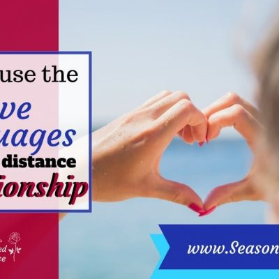 The 5 Love Languages in Long Distance Relationships