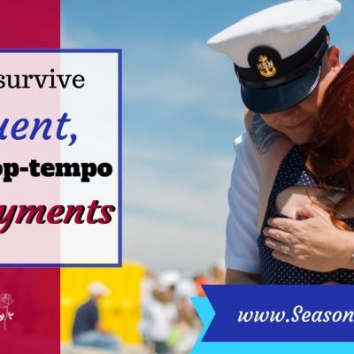 Surviving High Op-Tempo Deployments