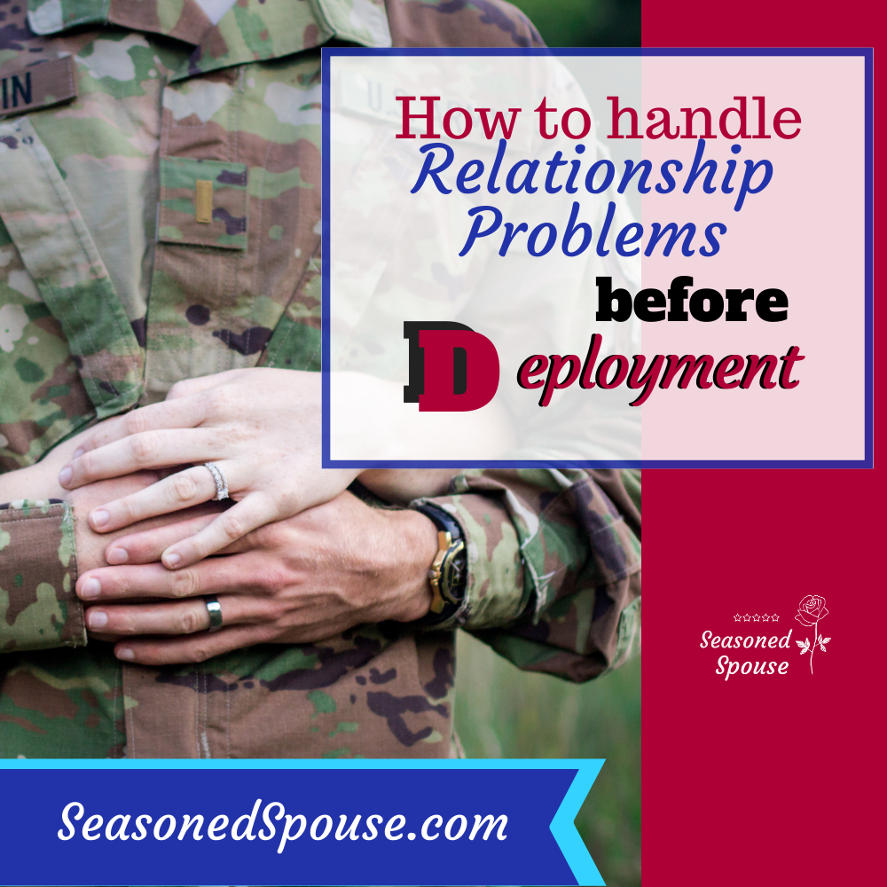 Pre-Deployment Relationship Problems
