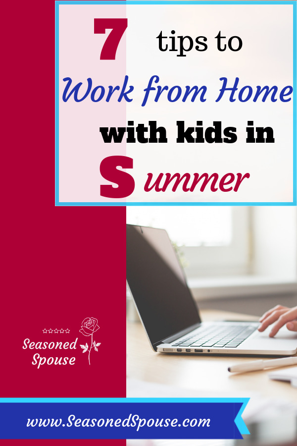 work from home summer