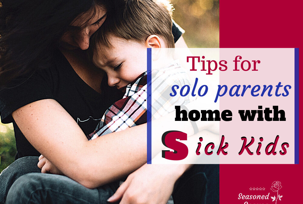 Tips for parents with sick kids