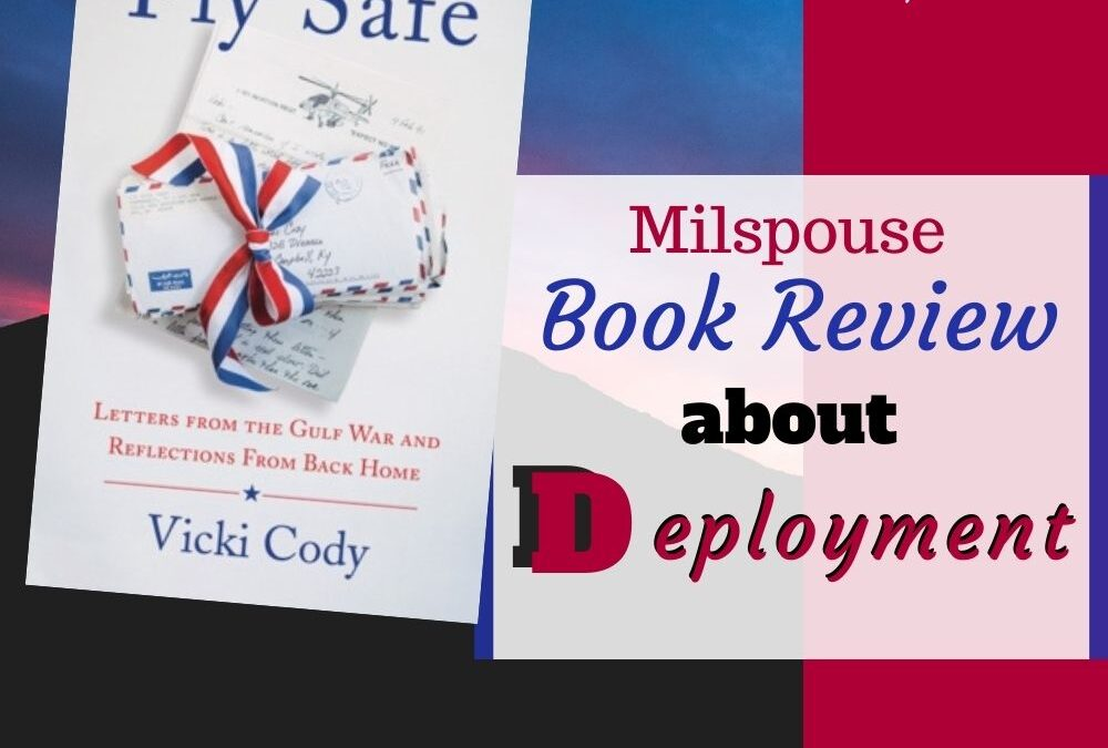 New Milspouse Book Gives Deployment Insights
