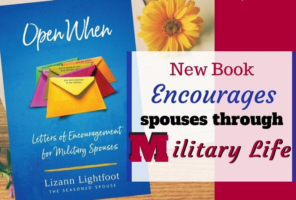 New Book Encourages Spouses Through Military Life