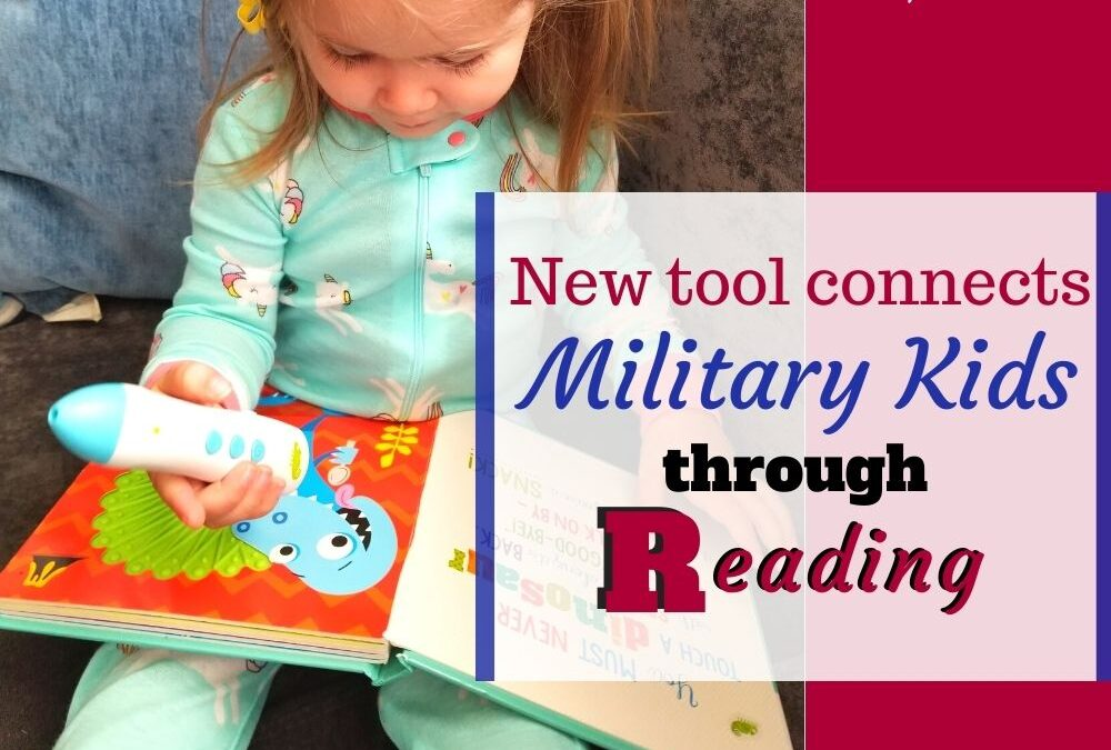 A New Way to Connect Military Kids Through Reading